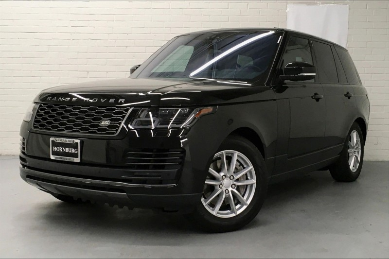 Certified Pre-Owned 2019 Land Rover Range Rover SE