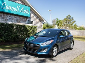 2015 Hyundai Elantra GT  in Wilmington, North Carolina