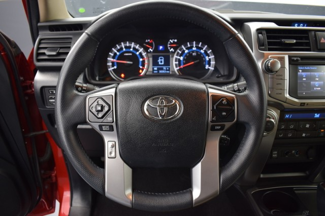 Certified Pre-Owned 2016 Toyota 4Runner Limited***LOADED***NAV***LEATHER***MOONROOF***
