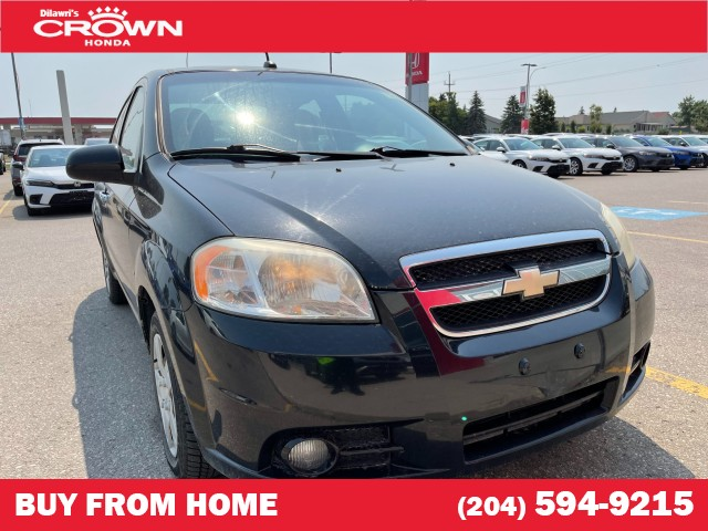 Pre-Owned 2010 Chevrolet Aveo LT | As-Is