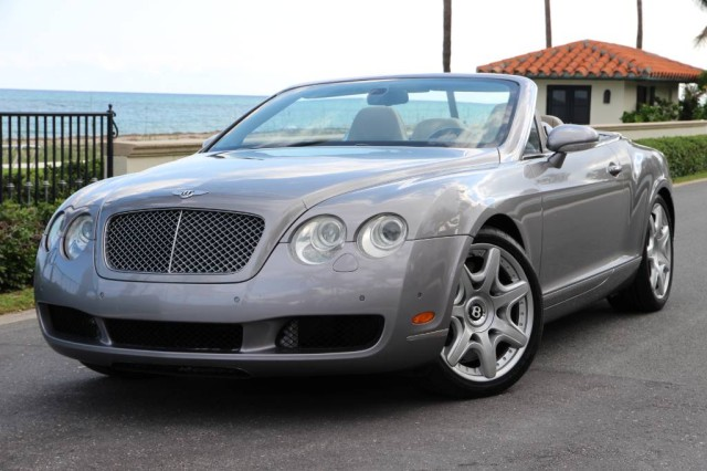 2008 Bentley Continental GT  in West Palm Beach, Florida