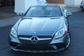 2017 Mercedes-Benz SLC SLC 300 in Tempe, Arizona