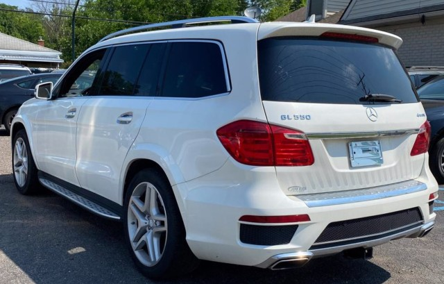 Used 2015 Mercedes-Benz GL-Class GL 550 SUV for sale in Geneva NY