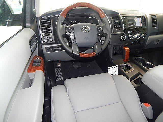 New 2020 Toyota Sequoia Platinum