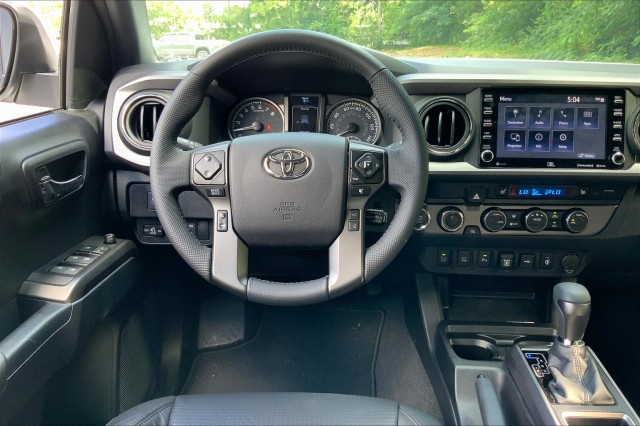 Certified Pre-Owned 2021 Toyota Tacoma 4WD TRD Off Road Double Cab 5' Bed V6 AT (Natl)