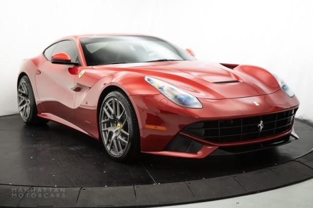 2013 Ferrari F12berlinetta For Sale
