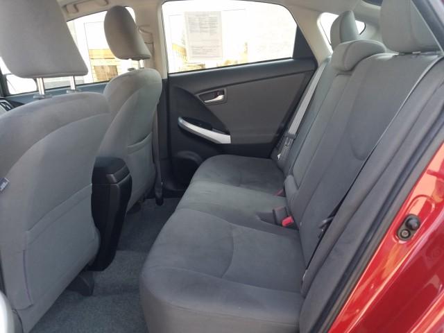 2012 Toyota Prius Three Sedan
