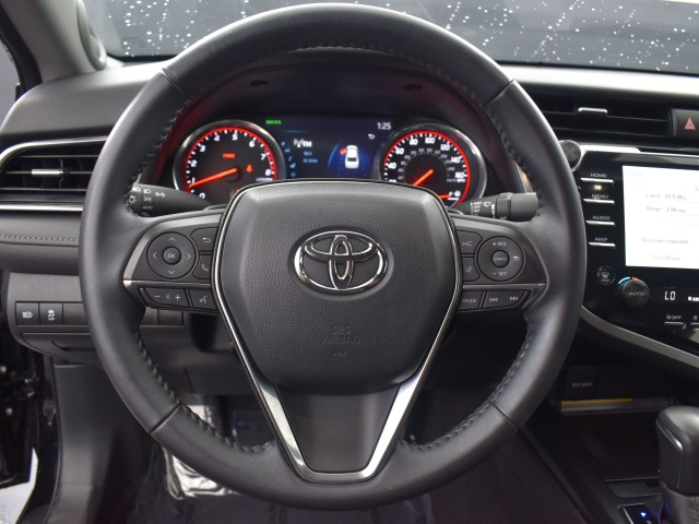 Certified Pre-Owned 2020 Toyota Camry XSE V6