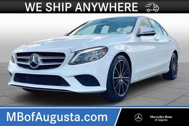 Pre-Owned 2021 Mercedes-Benz C-Class C 300