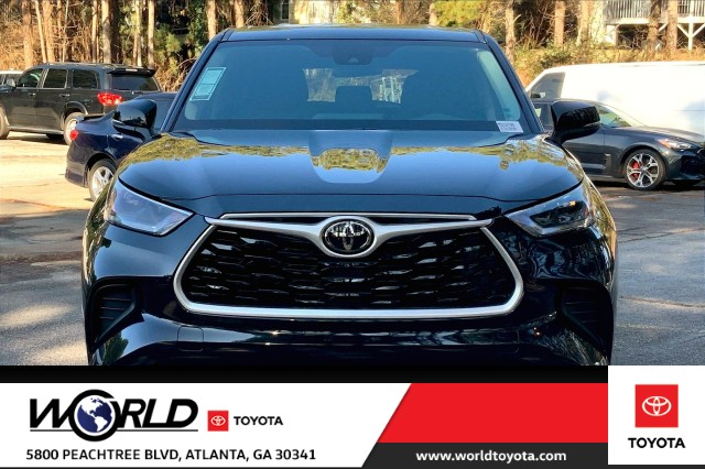 New 2021 Toyota Highlander L FWD (Natl)