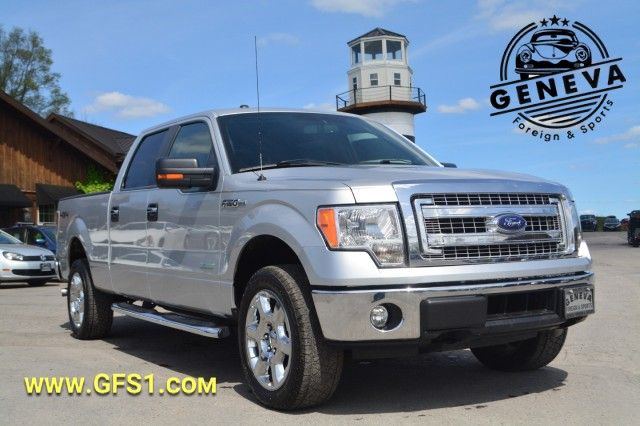 Used 2014 Ford F-150 XLT Pickup Truck for sale in Geneva NY