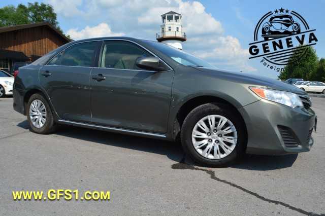 Used 2013 Toyota Camry LE