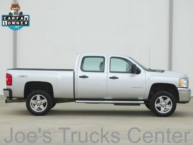 2012 Chevrolet Silverado 2500HD Work Truck 4x4 in Houston, Texas
