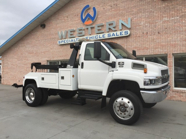 2006 Chevrolet C4500 4x4 Tow Truck