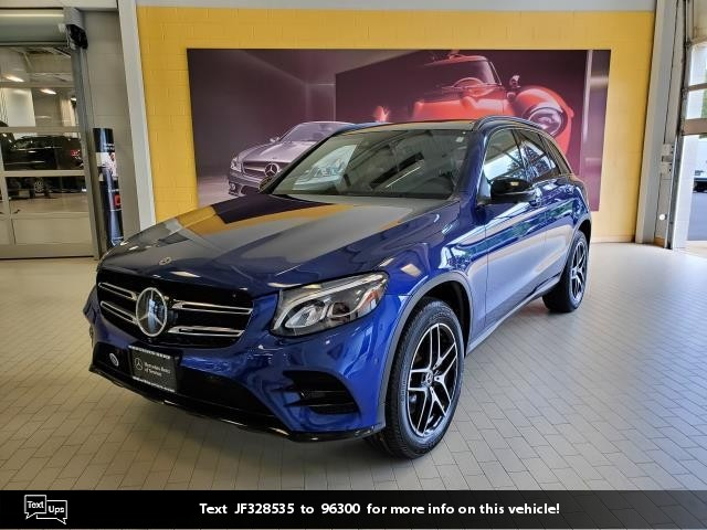 Certified Pre-Owned 2018 Mercedes-Benz GLC 300 AWD 4MATIC®