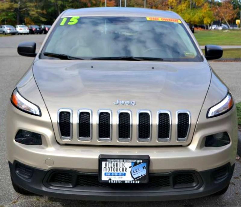 2015 Jeep Cherokee Sport in Wiscasset, ME
