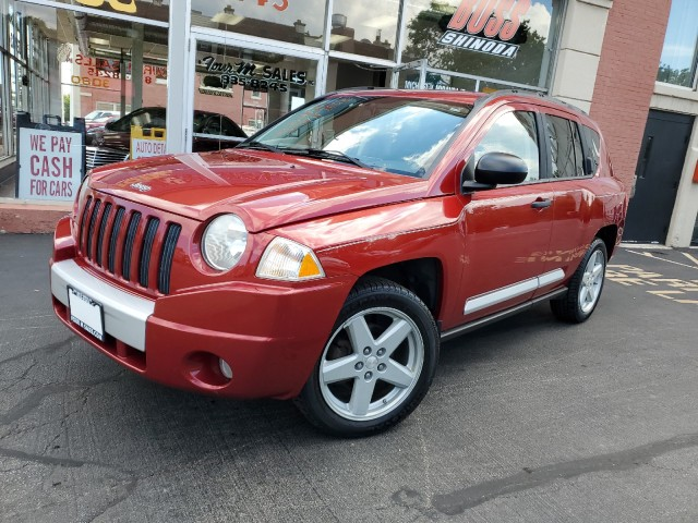 2008 Jeep Compass Limited in Buffalo, New York