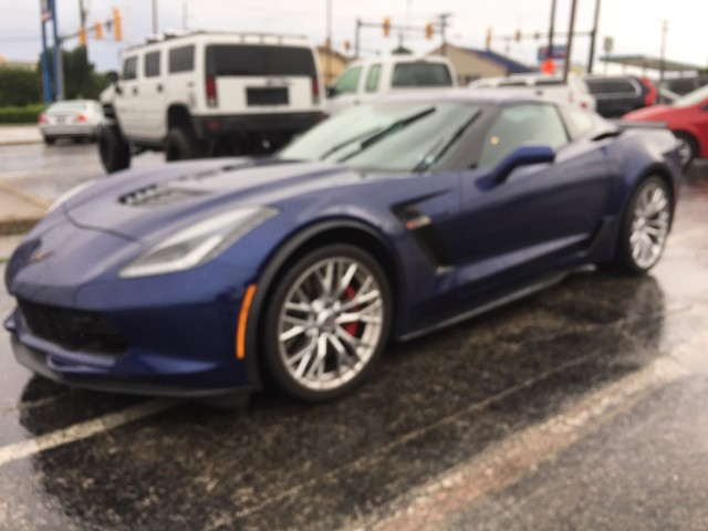 2017 Chevrolet Corvette Z06 2LZ in Ft. Worth, Texas