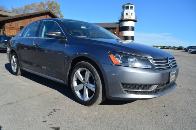 Used 2014 Volkswagen Passat S Sedan for sale in Geneva NY