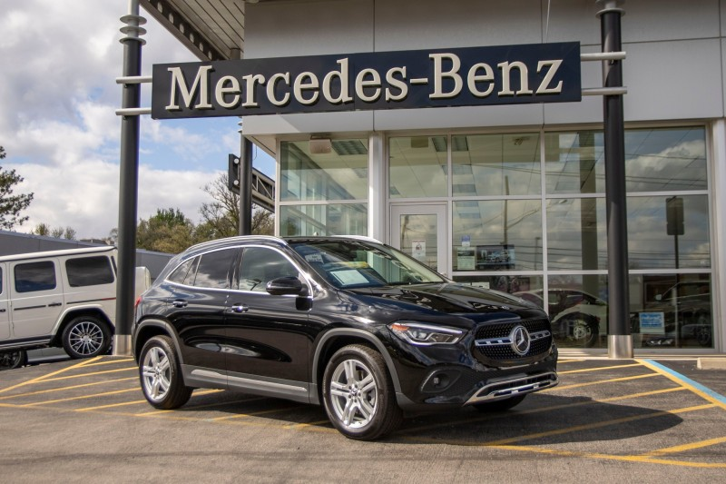 Certified Pre-Owned 2021 Mercedes-Benz GLA GLA 250