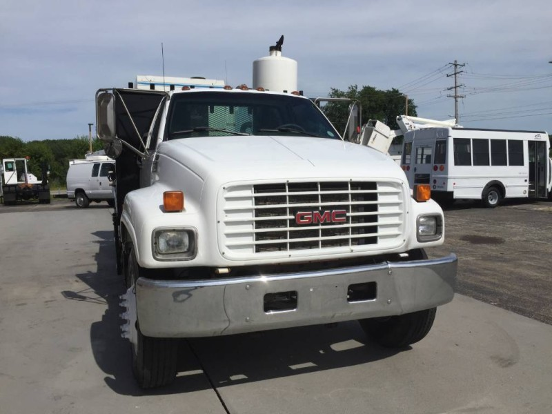 1997 GMC C7500 Vacuum Truck