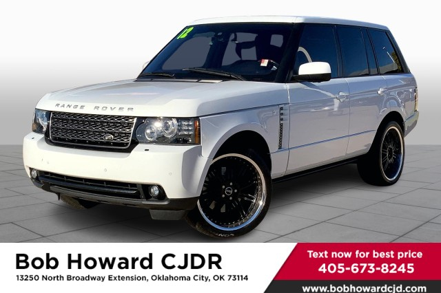 Used 2012 Land Rover Range Rover