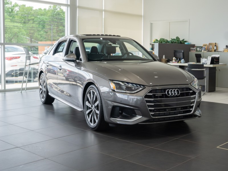 New 2021 Audi A4 Sedan Premium Plus