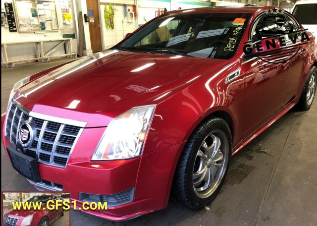 Used 2012 Cadillac CTS Sedan  Sedan for sale in Geneva NY