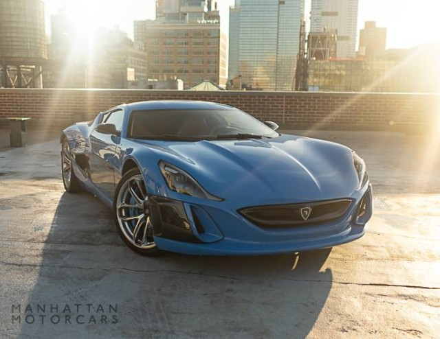 2019 RIMAC CONCEPT ONE For Sale