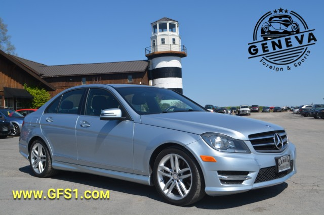 Used 2014 Mercedes-Benz C-Class C 300 Sport