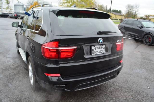 Used 2013 BMW X5 xDrive50i SUV for sale in Geneva NY