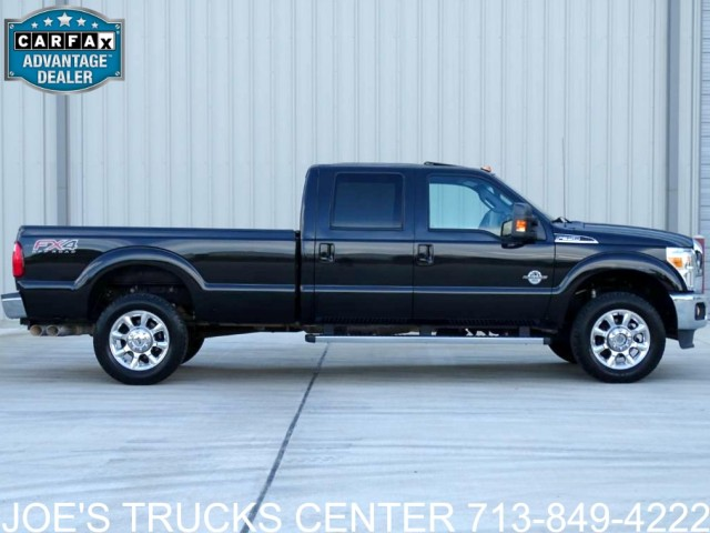 2015 Ford Super Duty F-350 SRW Lariat 4x4 in Houston, Texas