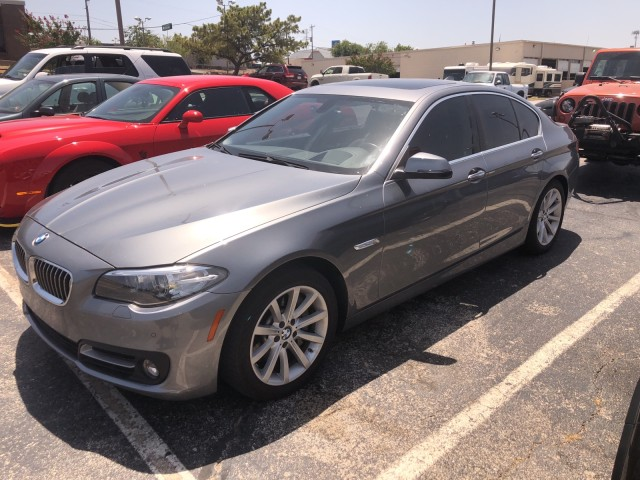 2015 BMW 5 Series 535i in Ft. Worth, Texas