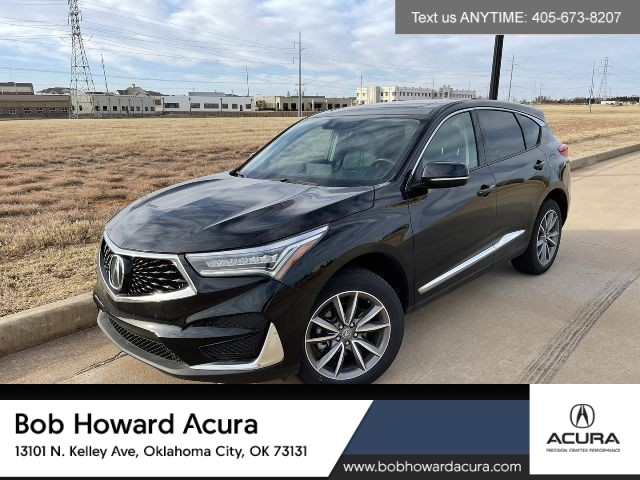 Pre-Owned 2021 Acura RDX w/Technology Pkg