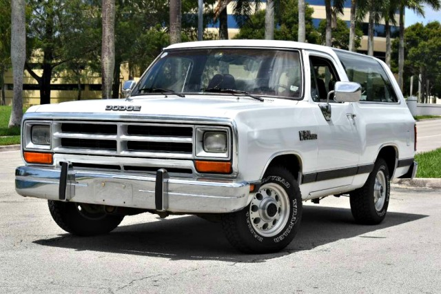 1989 Dodge Ram Charger AD100 in West Palm Beach, Florida