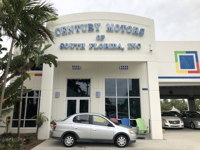 2000 Toyota Echo FLORIDA LOW MILES SEDAN LOW MILES in pompano beach, Florida