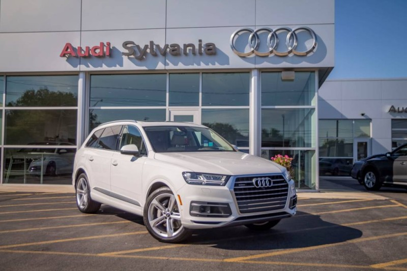 Certified Pre-Owned 2019 Audi Q7 Prestige