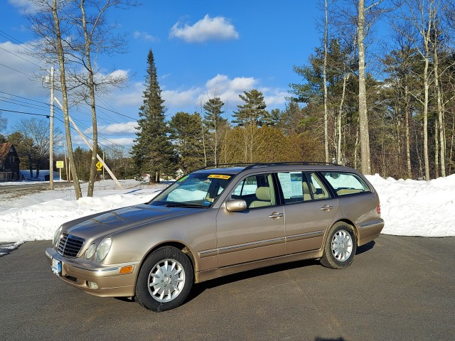 2000 Mercedes-Benz E-Class AWD in Wiscasset, ME
