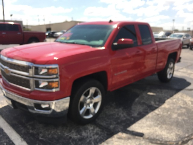 2014 Chevrolet Silverado 1500 LT in Ft. Worth, Texas