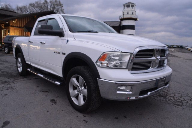Used 2010 Dodge Ram 1500 TRX Pickup Truck for sale in Geneva NY