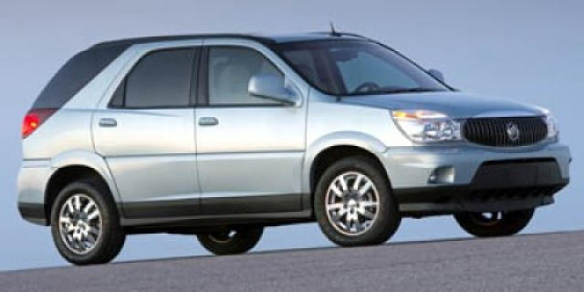 2006-Buick-Rendezvous--SUV