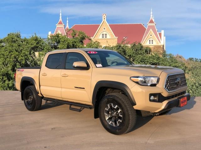 2019 Toyota Tacoma 4WD Limited