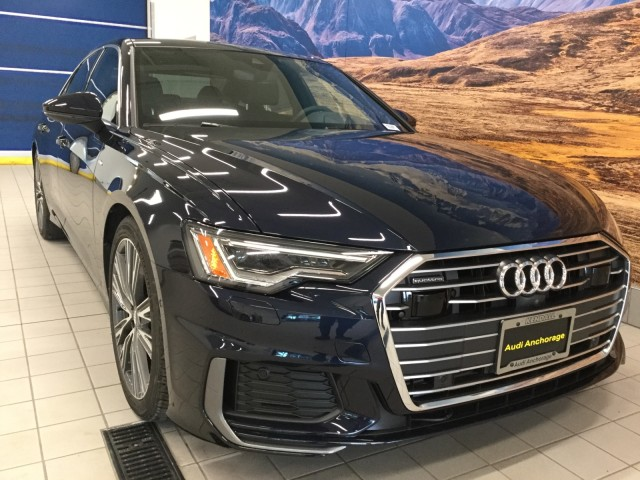 Pre-Owned 2019 Audi A6 Premium Plus AWD