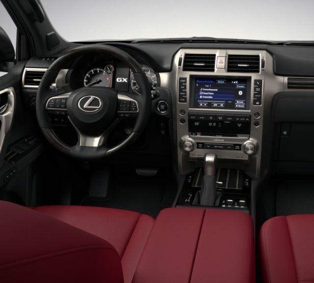 New 2021 Lexus GX 460