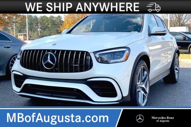 New 2020 Mercedes-Benz GLC AMG® GLC 63 SUV