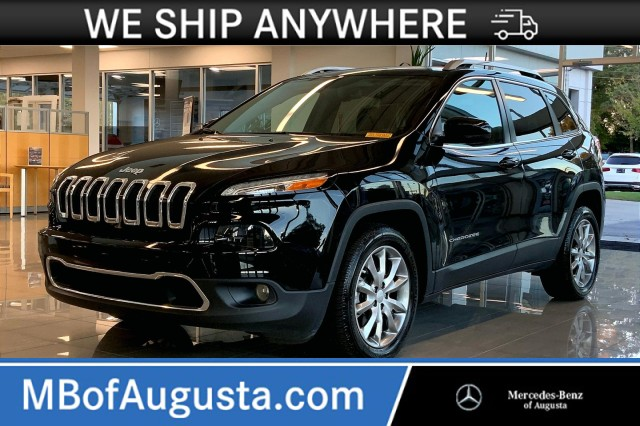 Pre-Owned 2018 Jeep Cherokee Limited FWD