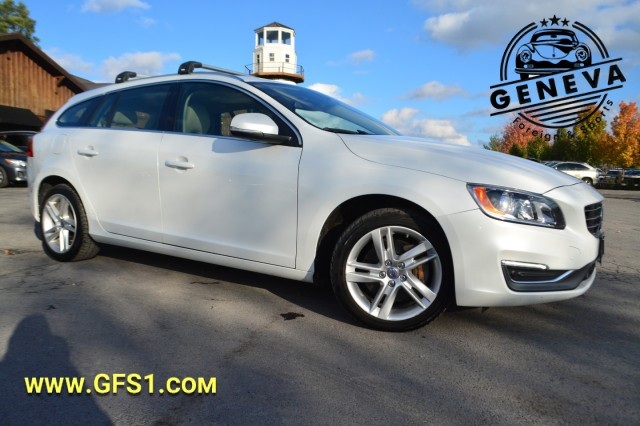 Used 2015 Volvo V60 T5 Premier Plus Sedan for sale in Geneva NY