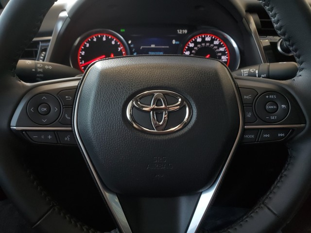 Pre-Owned 2020 Toyota Camry XSE V6