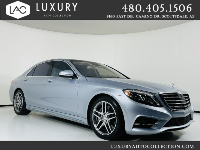 2014 Mercedes-Benz S-Class For Sale