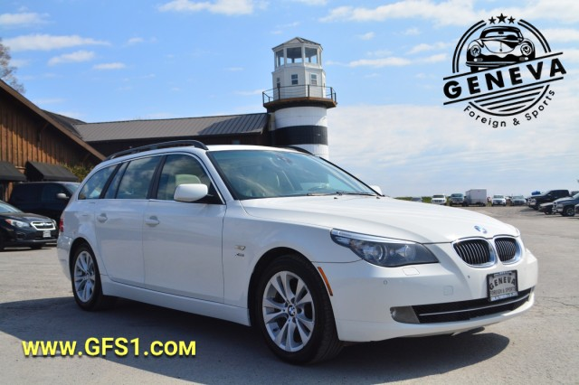 Used 2009 BMW 5 Series 535i xDrive Wagon for sale in Geneva NY